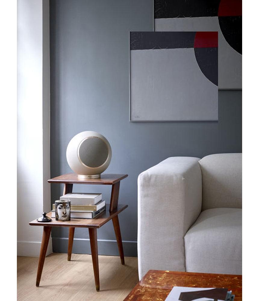 enceintes elipson planet l retrofutur. Black Bedroom Furniture Sets. Home Design Ideas