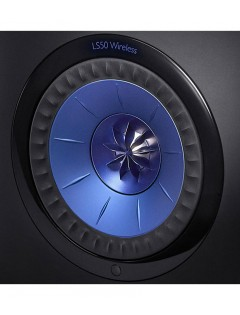 Enceintes KEF LS50 Wireless