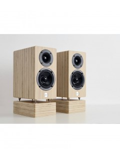 Enceintes Well Rounded Sound WRS MM2 + Q BASE
