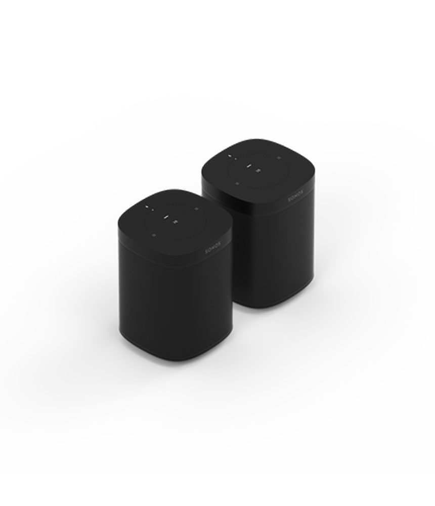 Sonos - Pack Duo ONE