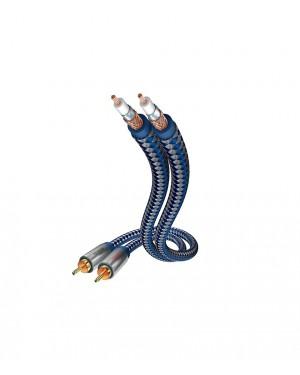 Câble Premium RCA-RCA 1.5m