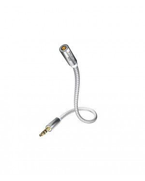 Câble Premium Extension 2m Jack 3.5mm