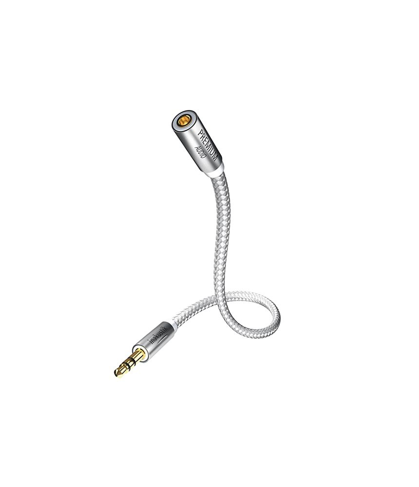 inakustik - Câble Premium Extension 2m Jack 3.5mm