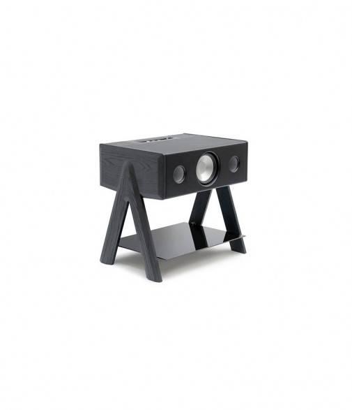 Enceinte La Boite Concept Cube Leather