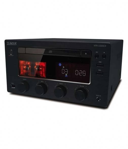 Amplificateur Hifi à tubes Taga HTR-1000CD
