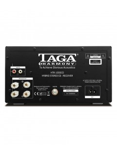 Amplificateur Hifi à tubes Taga HTR-1000CD