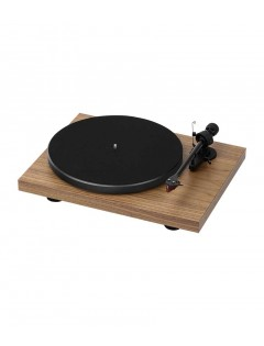 Platine vinyle Pro-Ject Debut Carbon 2M RED Noyer