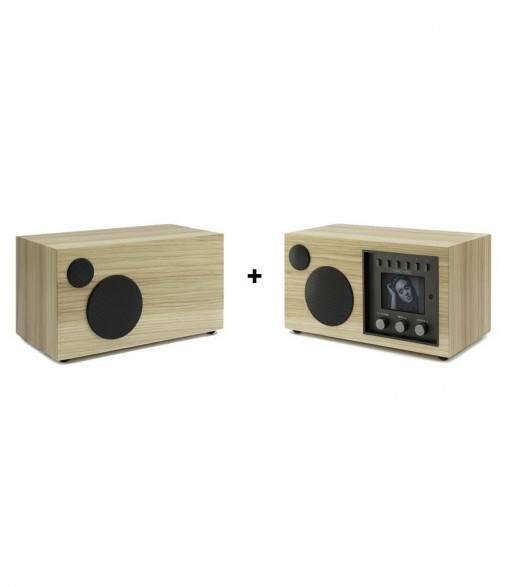 Pack Como Audio Solo + Ambiente