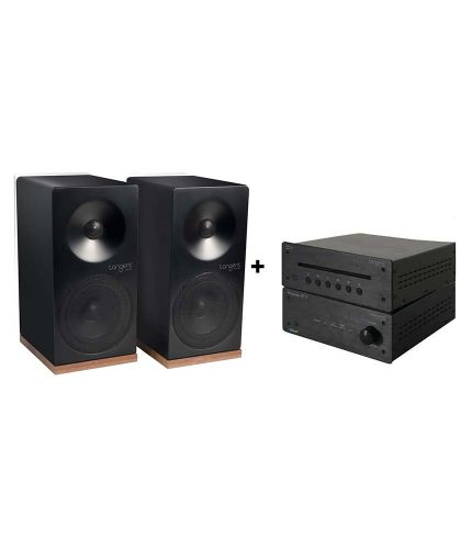 Tangent - Pack Ampster BT II - CD II - Spectrum X4
