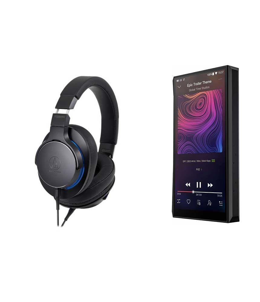 Fiio - M11 + Audio Technica ATH-MSR7B