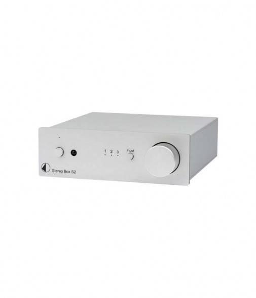 Amplificateur Hifi Pro-Ject Stereo Box S2 BT
