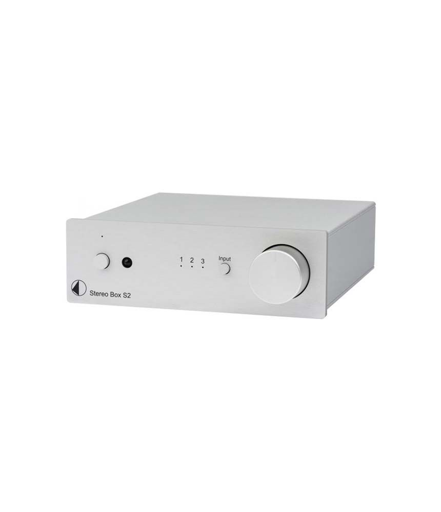 Pro-ject - Stereo Box S2 BT