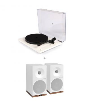 Pack Rega Planar 1 + Tangent Spectrum X5 BT Phono