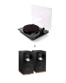Pack Rega Planar 1 + Tangent X5 BT Phono