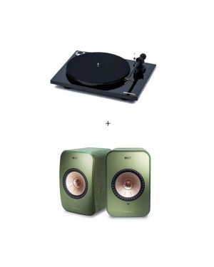 Pack Project Essential III BT + Enceintes KEF LSX