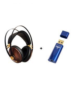 Pack Meze 99 Classics + Audioquest Dragonfly Cobalt | Retrofutur