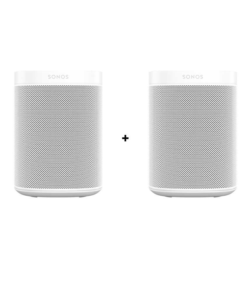 Sonos - Pack ONE + ONE SL