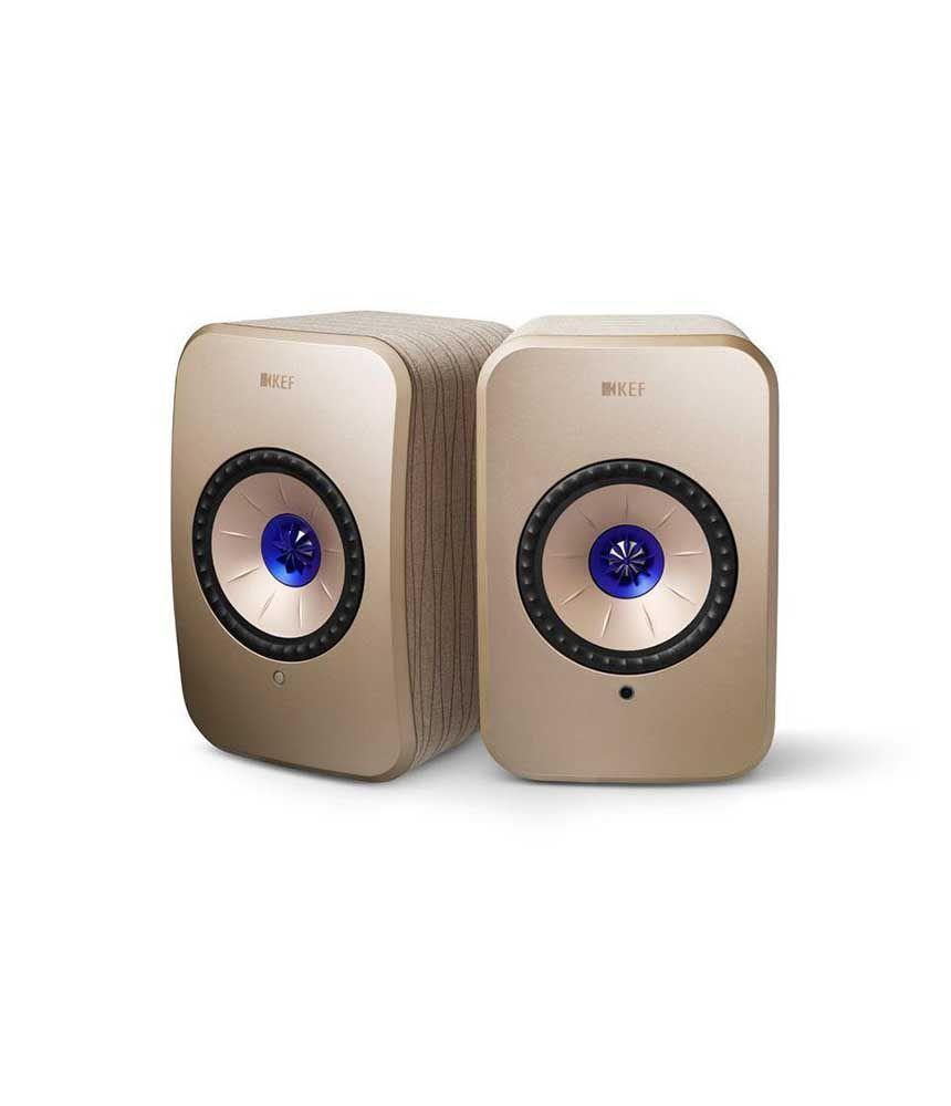 Enceintes KEF LSX Soundwave Edition