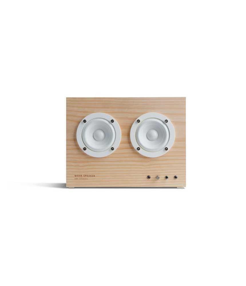 Enceinte Bluetooth Wood Speaker