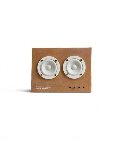 Transparent Sound Stoneware Speaker