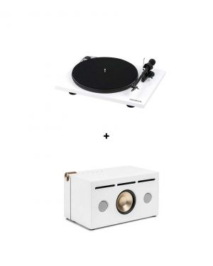 Pack La Boite Concept PR01A + Pro-Ject Essential III Phono White