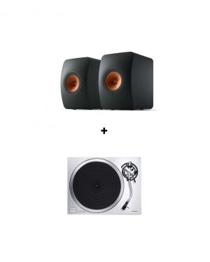 Pack KEF LS50 Wireless II + Technics SL1500C
