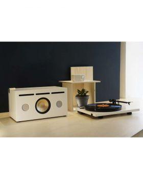 Pack La Boite Concept PR01A + ProJect Essential III Phono White