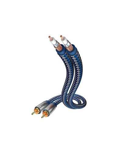inakustik - Câble Premium RCA-RCA 3m
