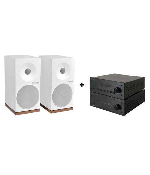 Pack Ampster BT II - Tuner II - Spectrum X4