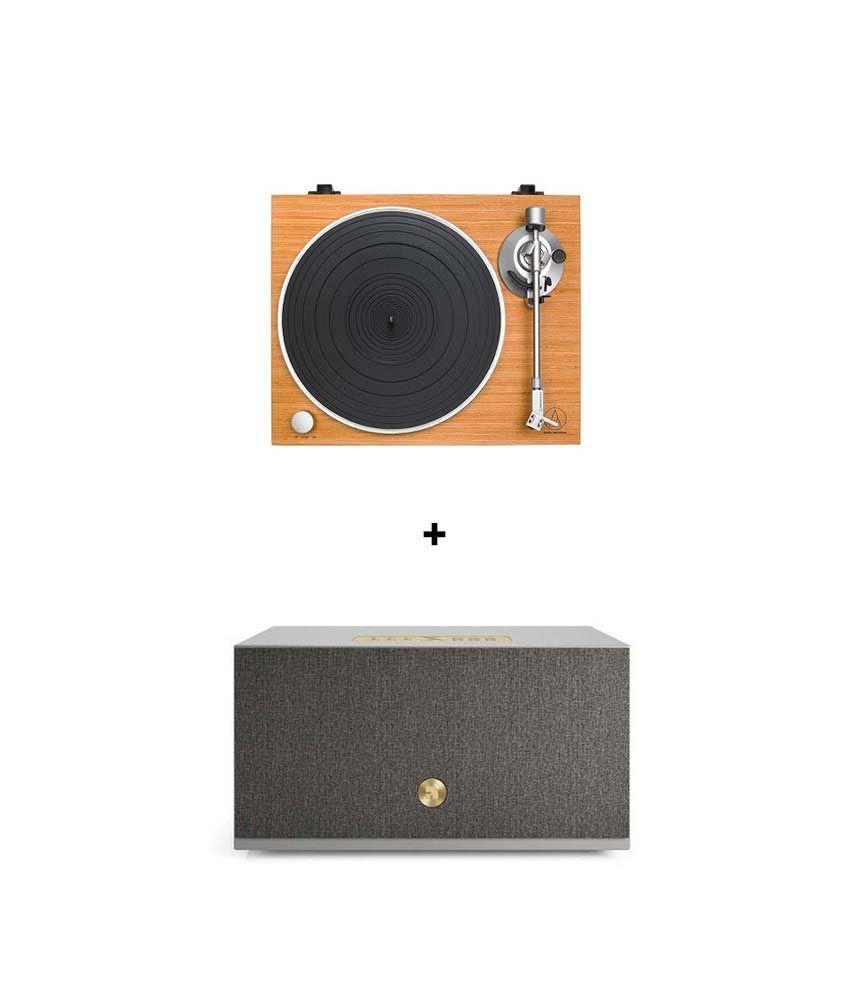Pack Hifi Audio Technica AT-LPW30TK + AudioPro ADDON C10 MKII