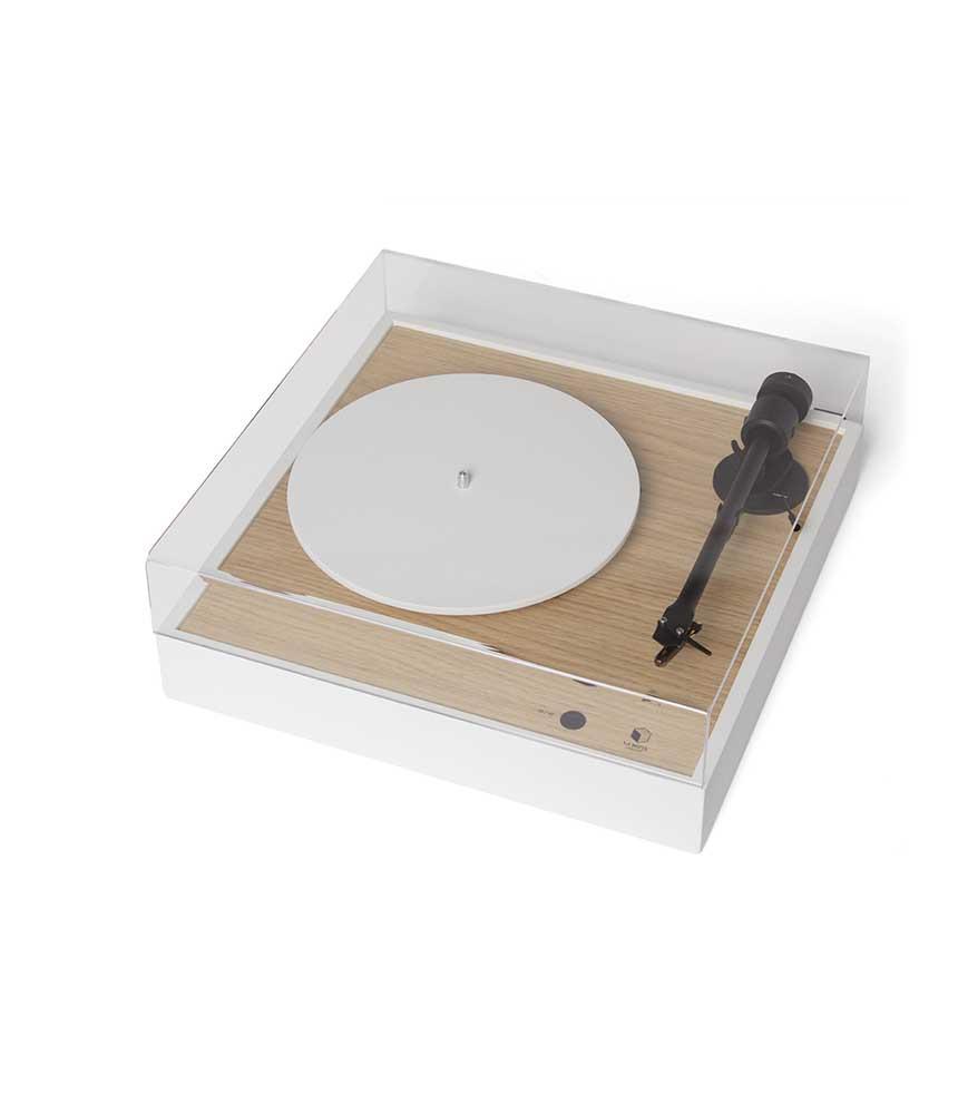 Platine Square - La boite Concept - platine vinyle pré-amplifiée