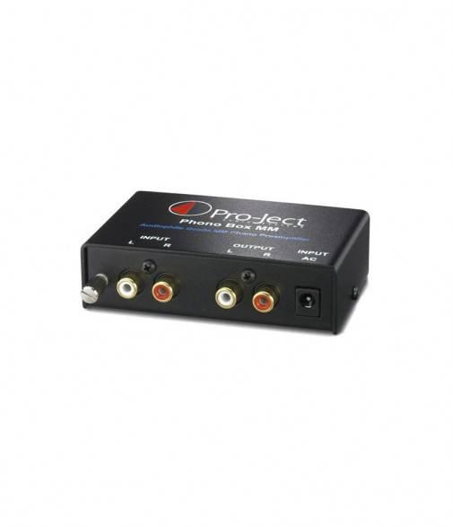 Prè-ampli   Phono Box MM