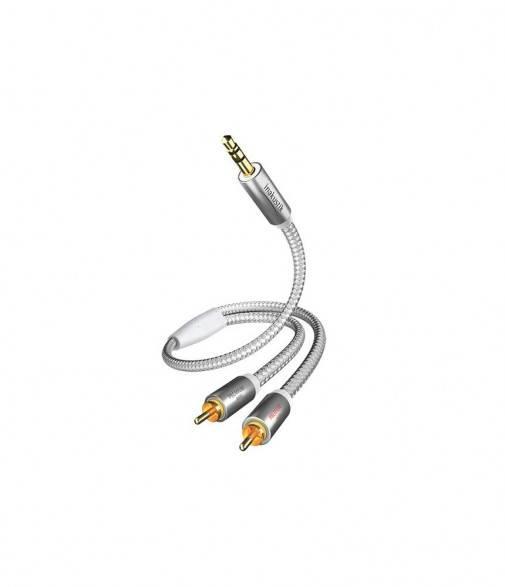 Câble Inakustik Jack-RCA 1.5m Premium