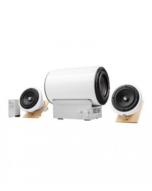 Ceramic Speaker, Subwoofer et Amplificateur