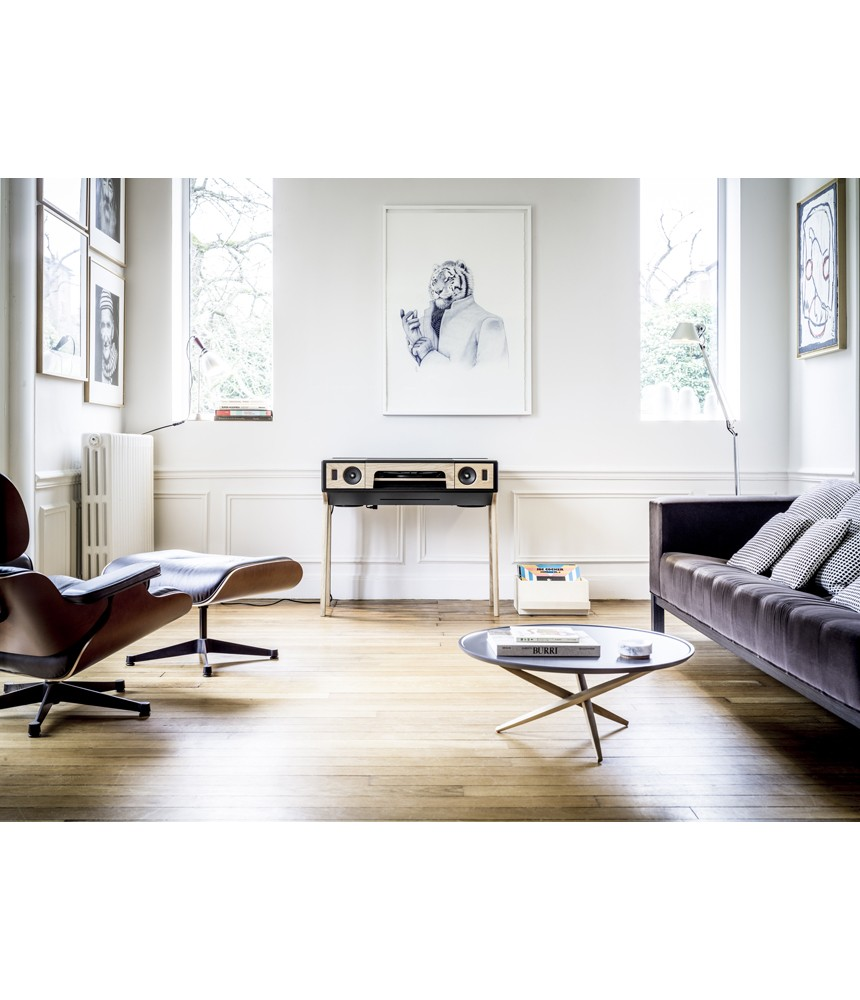 la boite concept lp 160. Black Bedroom Furniture Sets. Home Design Ideas
