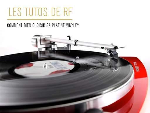 Retrofutur: tuto comment choisir sa platine vinyle
