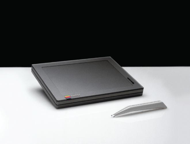Des prototypes d'Apple tout droit sorti des années 80