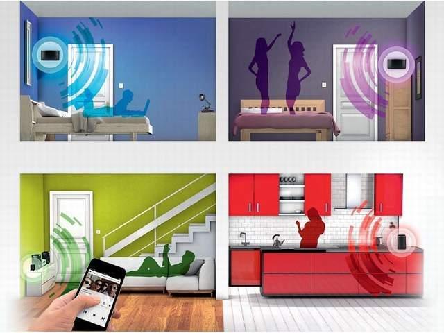 RetroFutur - Paris - Canal St Martin - Enceinte - Sans-Fil - Sonos - PlayBar - Play 1 - Subwoofer - application - multiroom