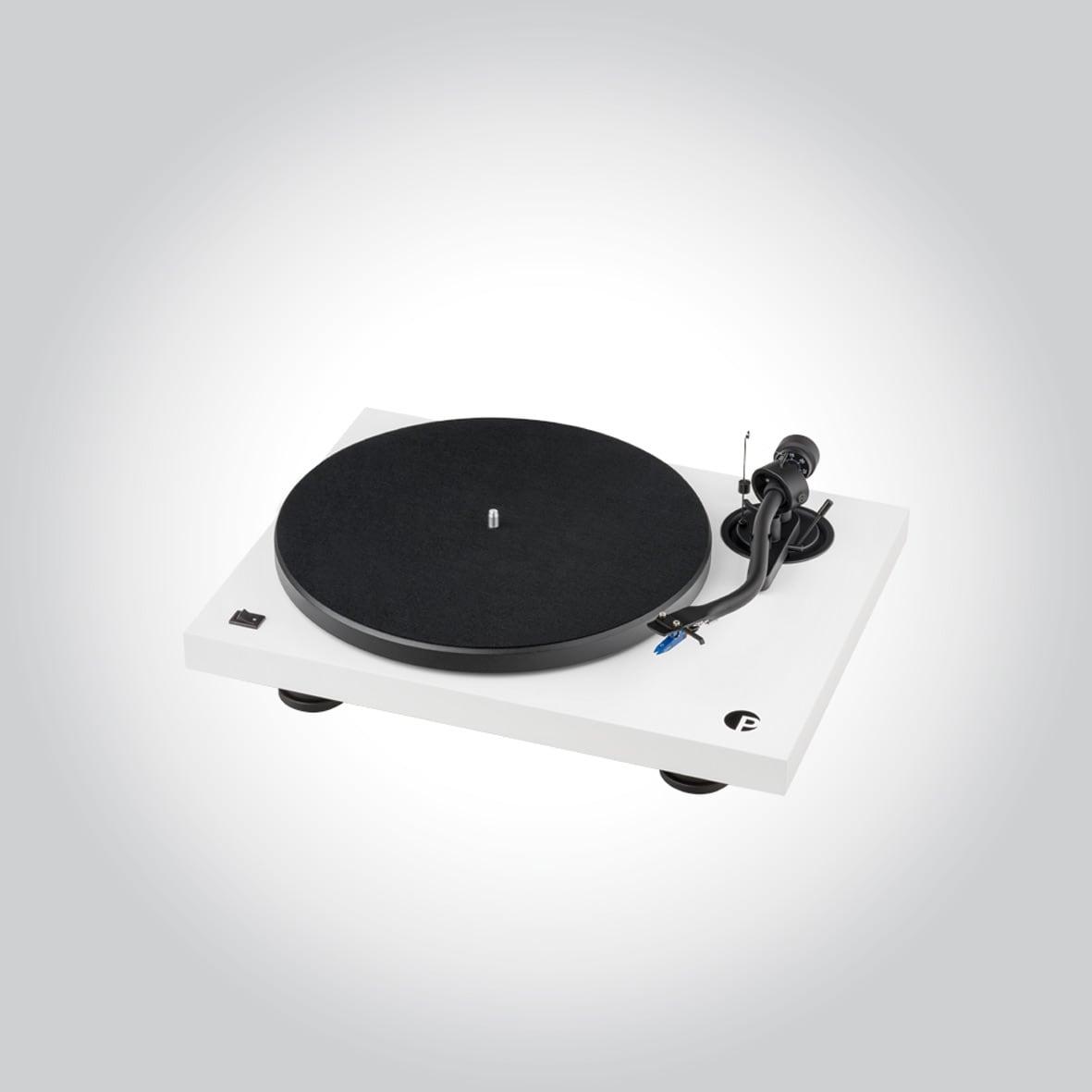 Platine vinyles Pro-ject Debut III S Audiophile